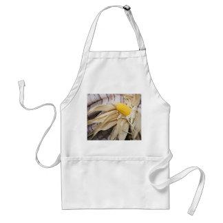 Corn cob adult apron