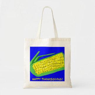 Corn Cob Budget Tote Bag