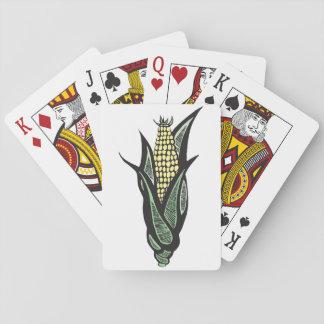 Corn Cob Playing Cards