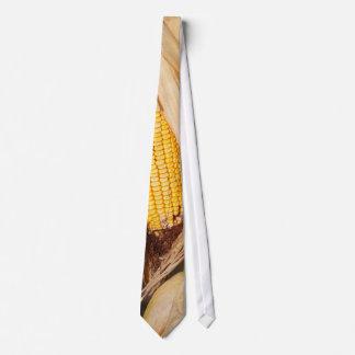 Corn Cobb On Stalk Neck Tie