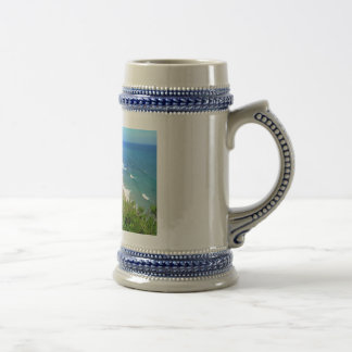Corn Cove Cliff Path Beer Stein