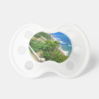 Corn Cove Cliff Path Baby Pacifiers
