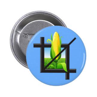 Corn Crop Pinback Button