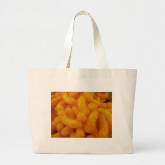 Corn Curls Large Tote Bag