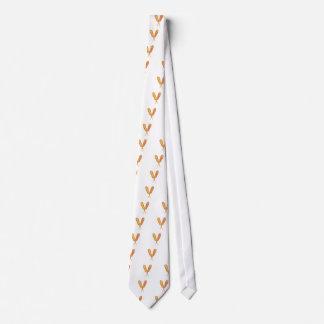 Corn Dogs Neck Tie