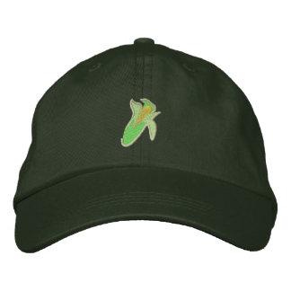 Corn Embroidered Baseball Cap