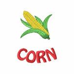 Corn Embroidered Shirt