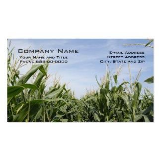 Corn Farmer Business Cards