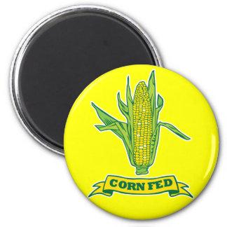 Corn Fed 2 Inch Round Magnet