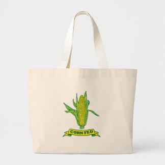 Corn Fed Canvas Bags