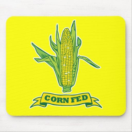 Corn Fed Mouse Pad