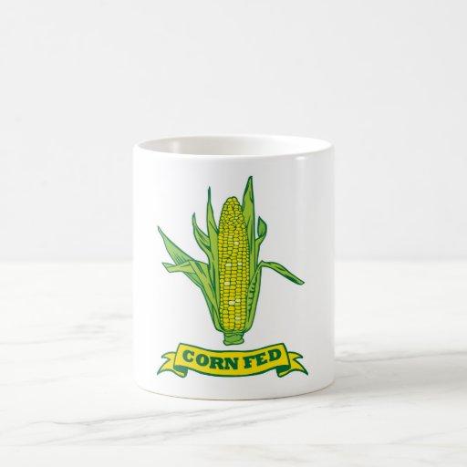 Corn Fed Mugs