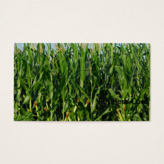 Corn Field Business Card
