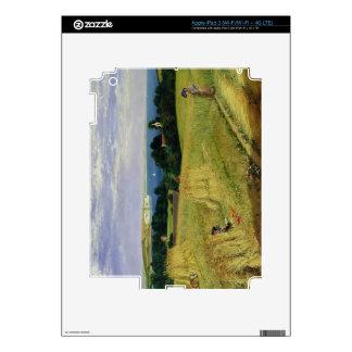 Corn Field in the Isle of Wight iPad 3 Decal