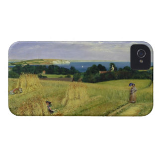 Corn Field in the Isle of Wight iPhone 4 Case-Mate Case