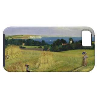 Corn Field in the Isle of Wight iPhone SE/5/5s Case