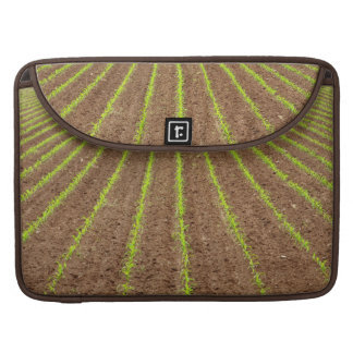 Corn field sleeve for MacBooks
