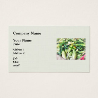 Corn For Sale Business Card