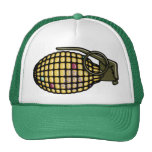 Corn Grenade - Baseball Trucker Cap Trucker Hat