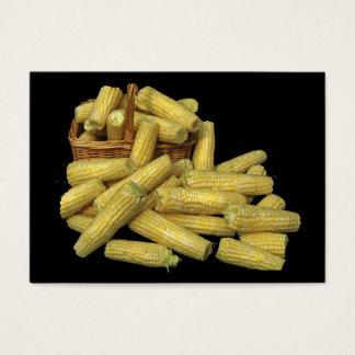 Corn Harvest ATC Business Card