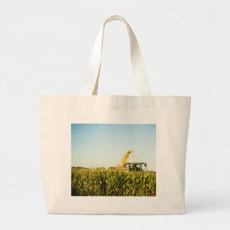 Corn Harvest Bolsa De Mano