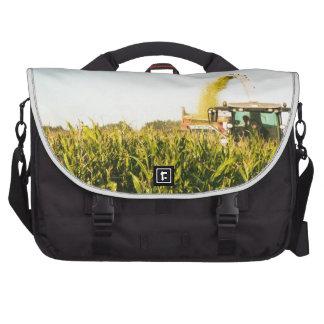 Corn Harvest Bolsas De Ordenador