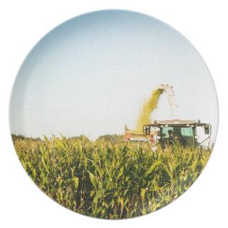 Corn Harvest Party Teller