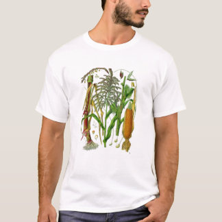 Corn has succeeded in domesticating us. T-Shirt