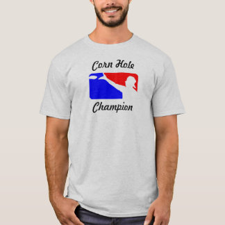 Corn Hole Champion T-Shirt