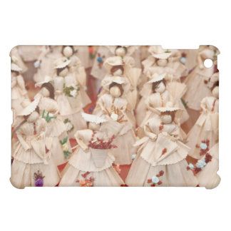 Corn husk dolls cover for the iPad mini