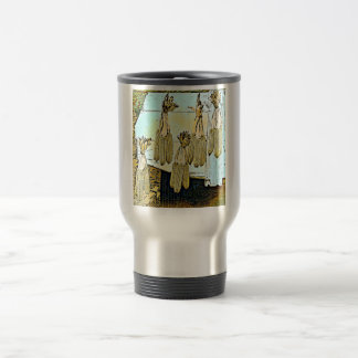 Corn Husk Painting Travel Mug