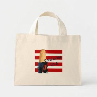 Corn in the USA Mini Tote Bag