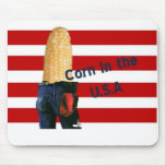Corn in the USA Mouse Pad