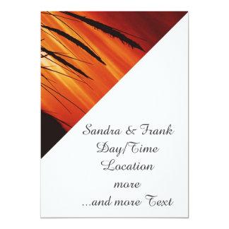 Corn 5x7 Paper Invitation Card