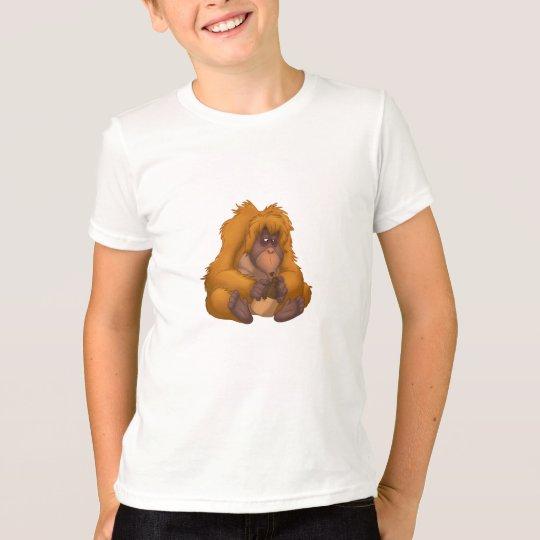 Corn-Jug-Playin' Orangutan Shirt