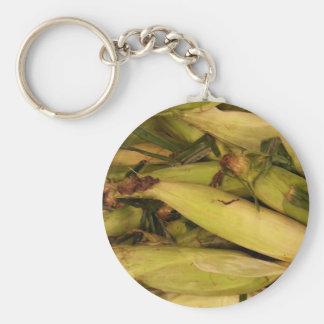 Corn Keychain