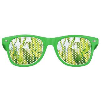 Corn leaves retro sunglasses