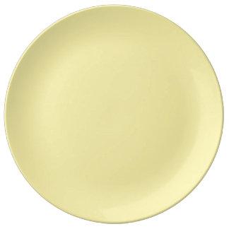 Corn Porcelain Plate