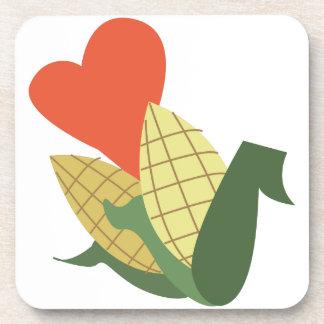 Corn On Cob Coaster