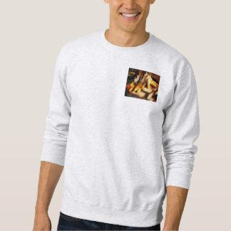 Corn on the Cob at Outdoor Market Sweatshirt