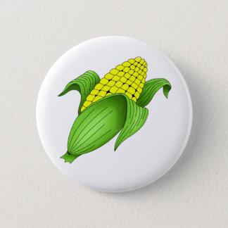 Corn On The Cob Button