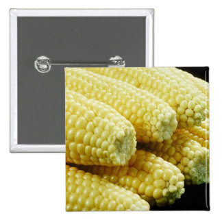 Corn on the Cob Buttons