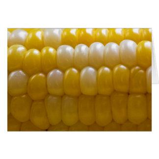 Corn On The Cob Card