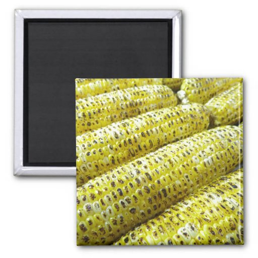 Corn on the Cob Magnets