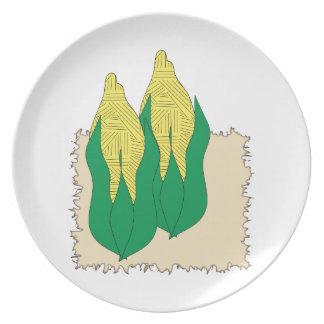 Corn On The Cob Dinner Plates