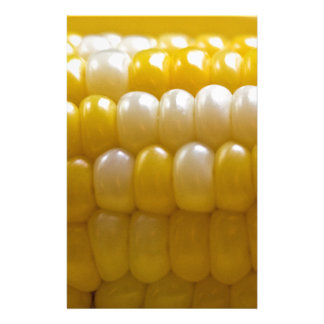 Corn On The Cob Stationery