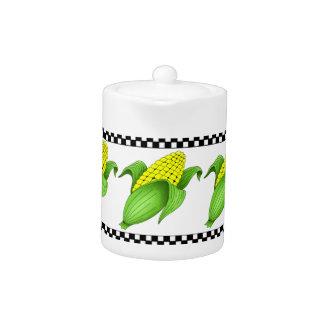 Corn On The Cob Tea Pot