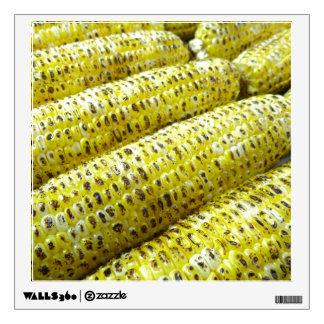 Corn on the Cob Wall Skin