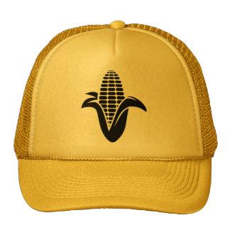 Corn on the Cob; Yellow Trucker Hat