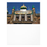 Corn Palace collection Personalized Letterhead